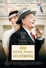 Hyde Park on Hudson Poster