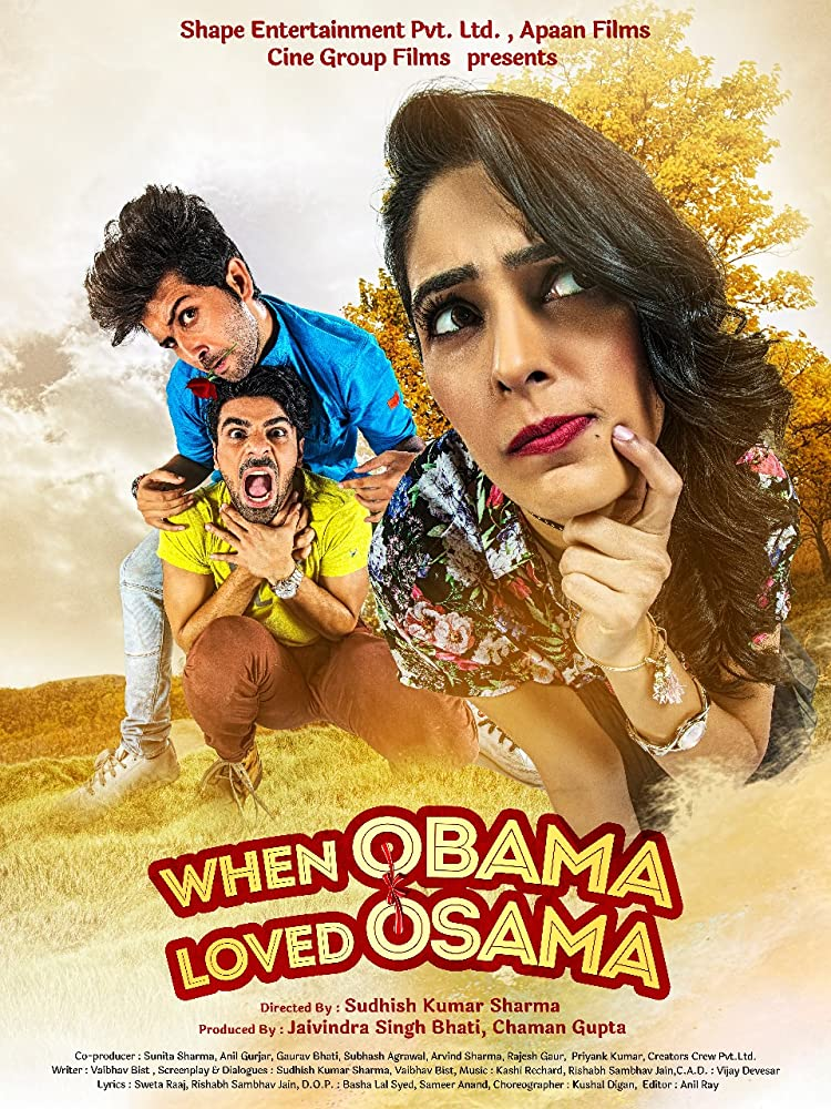 When Obama Loved Osama 2018 Hindi Full Movie DVDScr 700MB Download