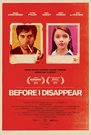 Permalink to Movie Before I Disappear (2014)