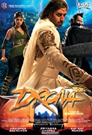 The Legend of Drona Poster
