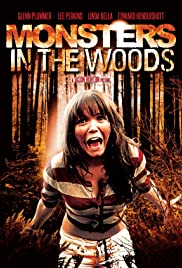 Monsters in the Woods Poster