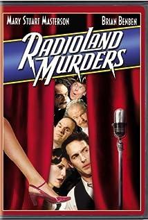 Zabójcze Radio Radioland Murders Mel Smith 1994 Lektor Plavi