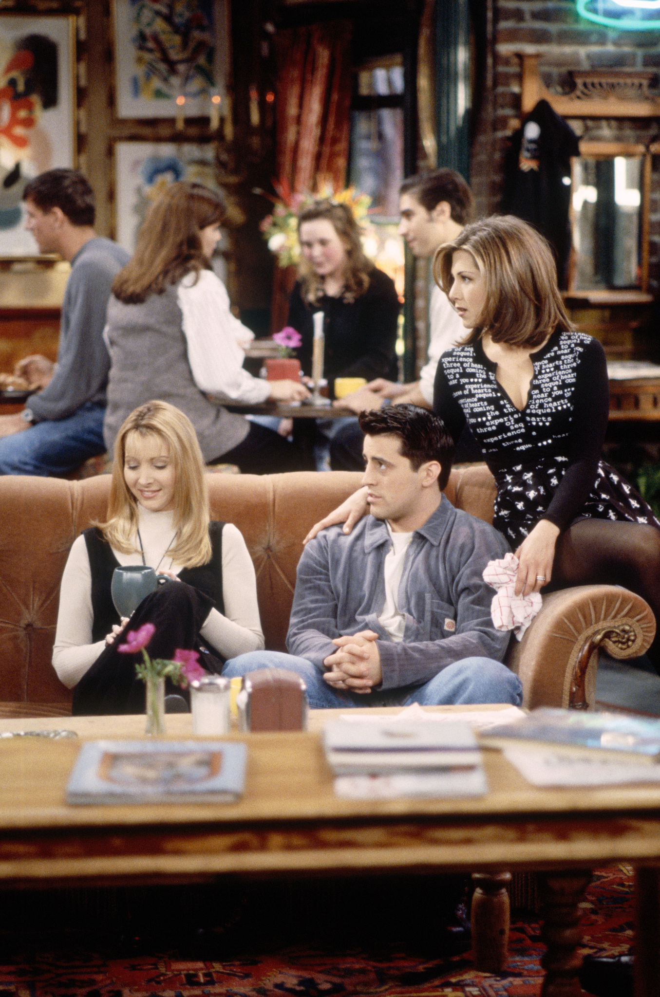 Friends: The One After the Superbowl: Part 2 | Season 2 | Episode 13
