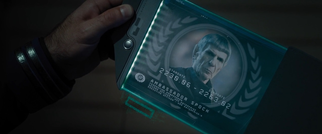 Leonard Nimoy in Star Trek: Beyond (2016)