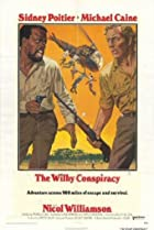 The Wilby Conspiracy (1975) Poster
