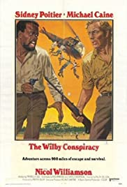 The Wilby Conspiracy(1975) Poster - Movie Forum, Cast, Reviews