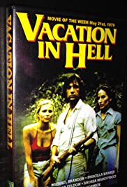 A Vacation in Hell Poster