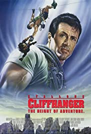Cliffhanger (1993) Movie Poster