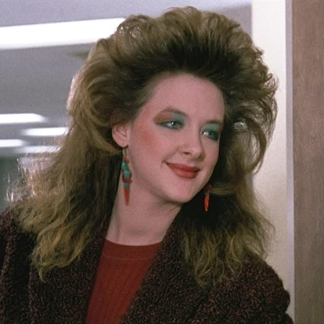 Joan Cusack in Working Girl (1988)