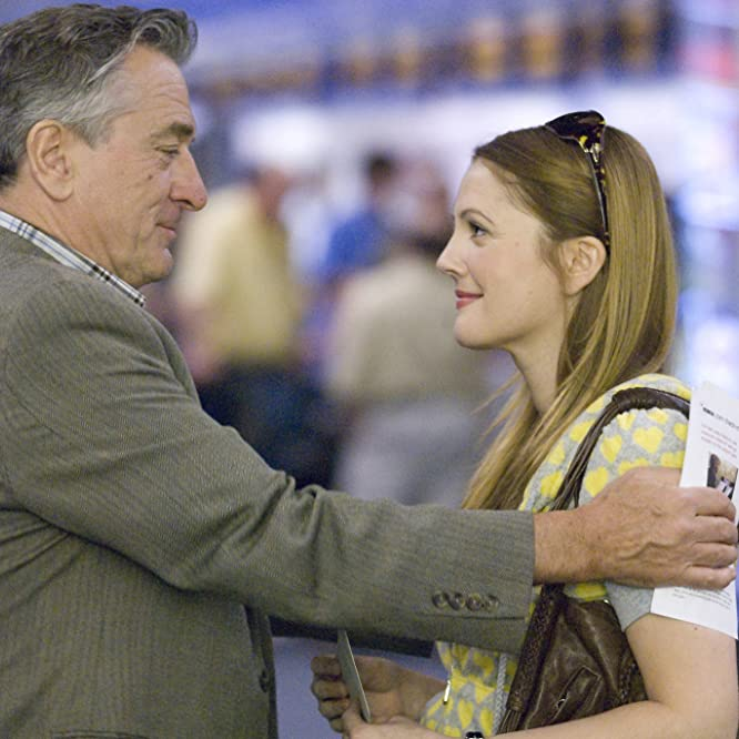 Drew Barrymore and Robert De Niro in Everybody's Fine (2009)