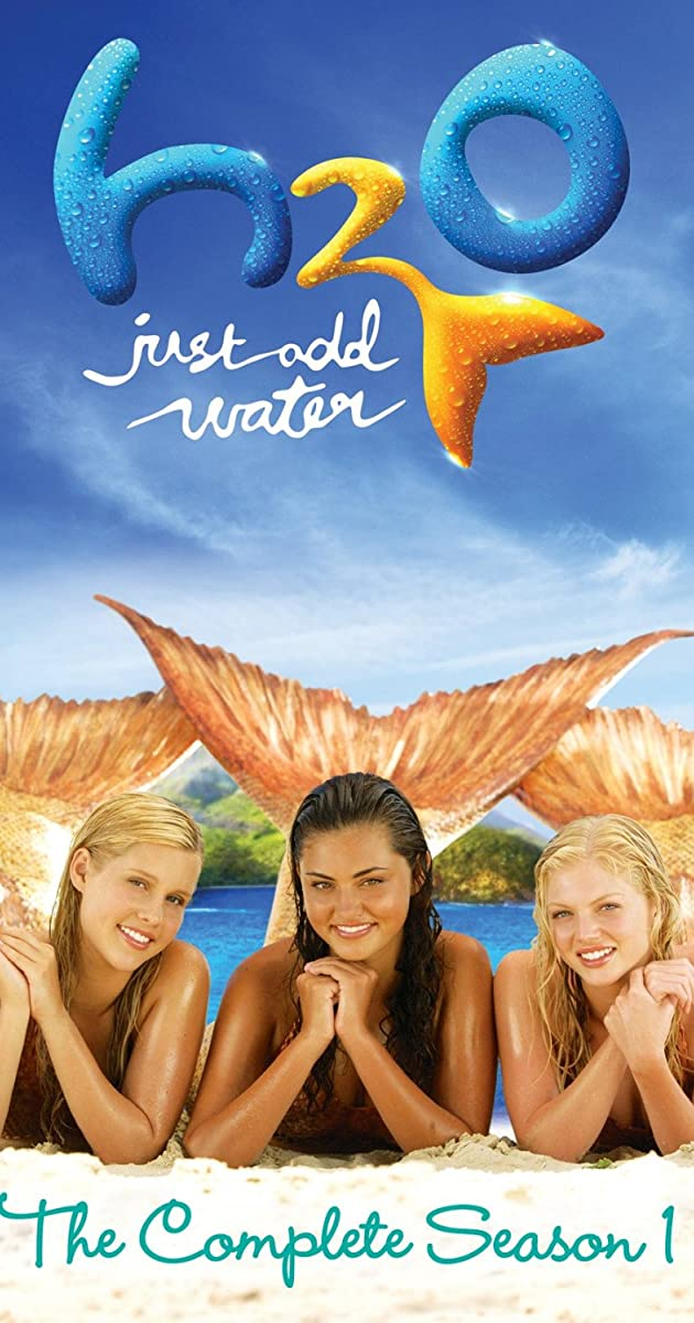 H2o just add water tv series 2006 2010 imdb for H2o season 4 episode 1 full episode