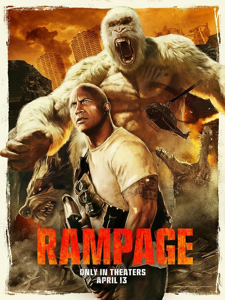 Rampage (2018), filme online subtitrat în limba Română