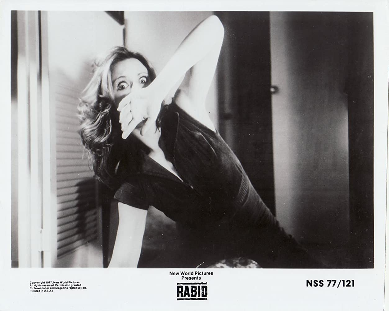 Marilyn Chambers in Rabid (1977)