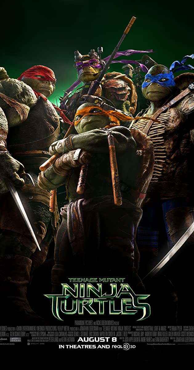 Teenage Mutant Ninja Turtles (2014) - IMDb