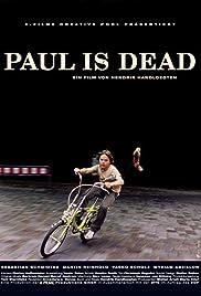 Paul Is Dead Poster