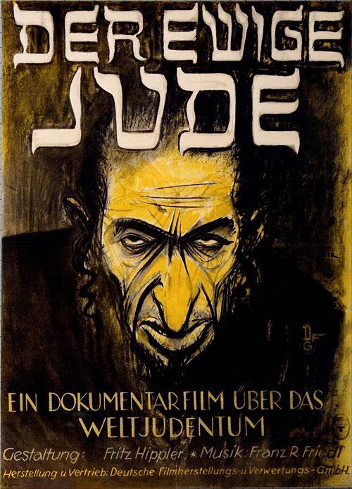 Re: Der Ewige Jude  /  Věčný žid    (1940 , Německo)