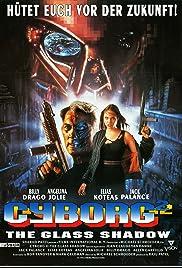 Cyborg 2: Glass Shadow Poster