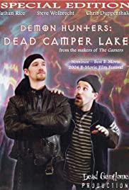 Demon Hunters: Dead Camper Lake Poster