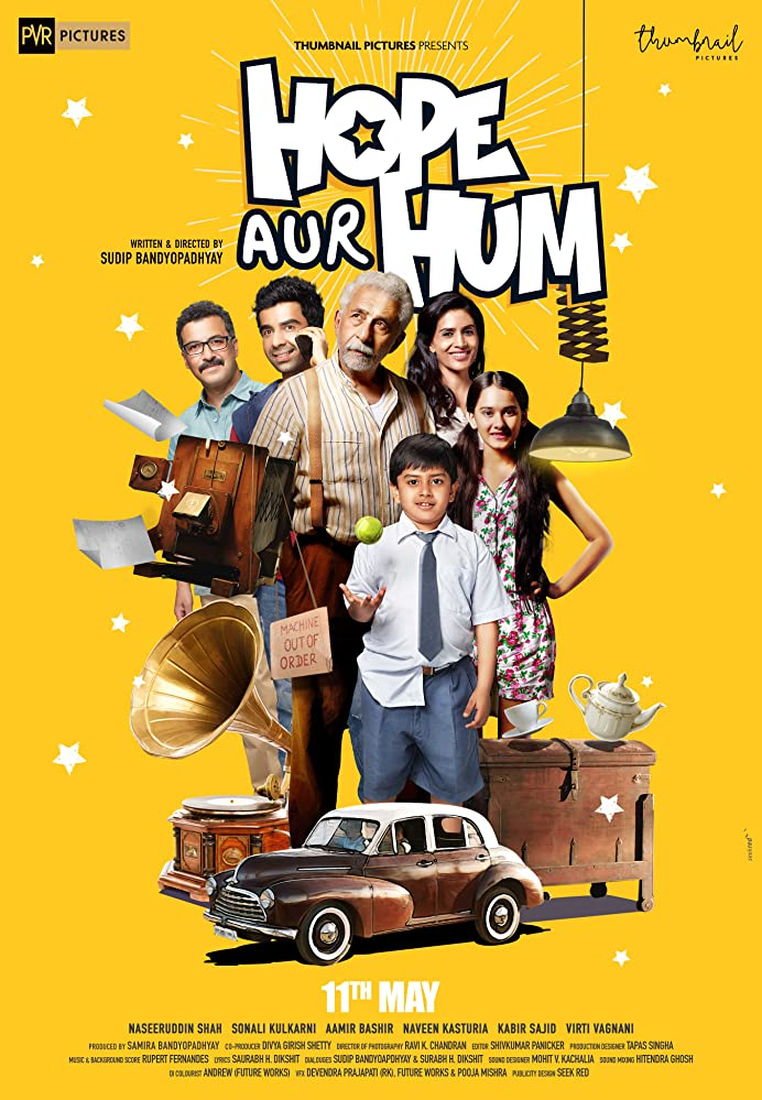 Hope Aur Hum (2018) Hindi DVDScr x264 700MB