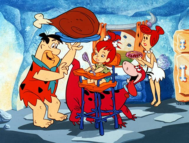 pictures amp photos from the flintstones tv series 1960