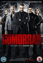 Gomorra La Serie Poster