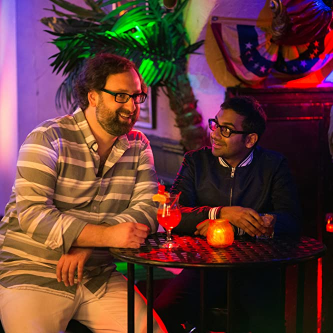 Eric Wareheim and Aziz Ansari in Master of None (2015)