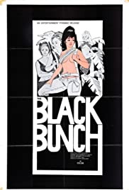 The Black Bunch Poster