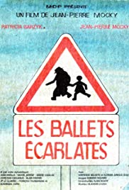 Les ballets écarlates Poster