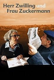 Herr Zwilling und Frau Zuckermann Poster