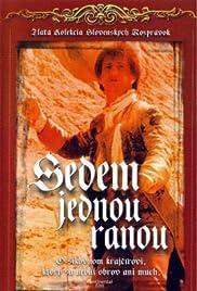 Sedem jednou ranou Poster