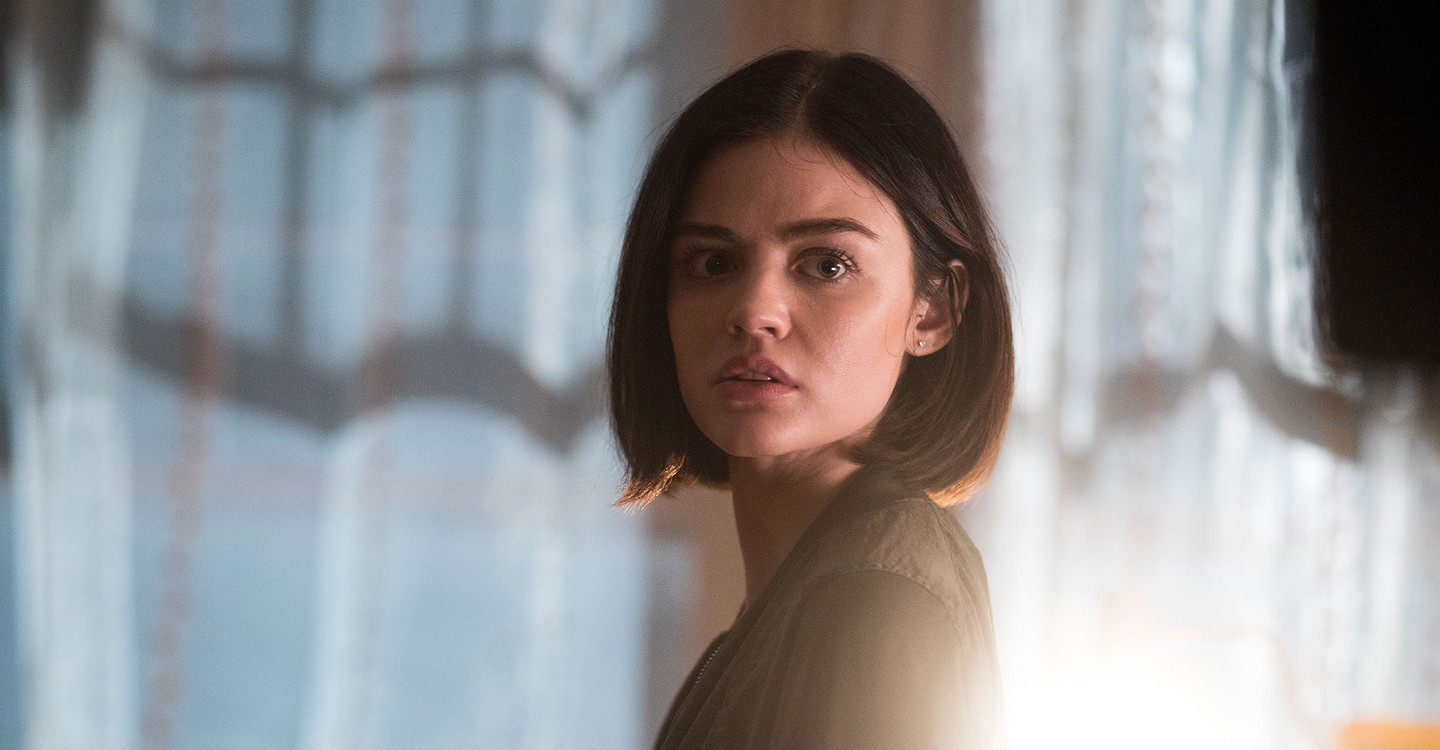Lucy Hale in Truth or Dare (2018)