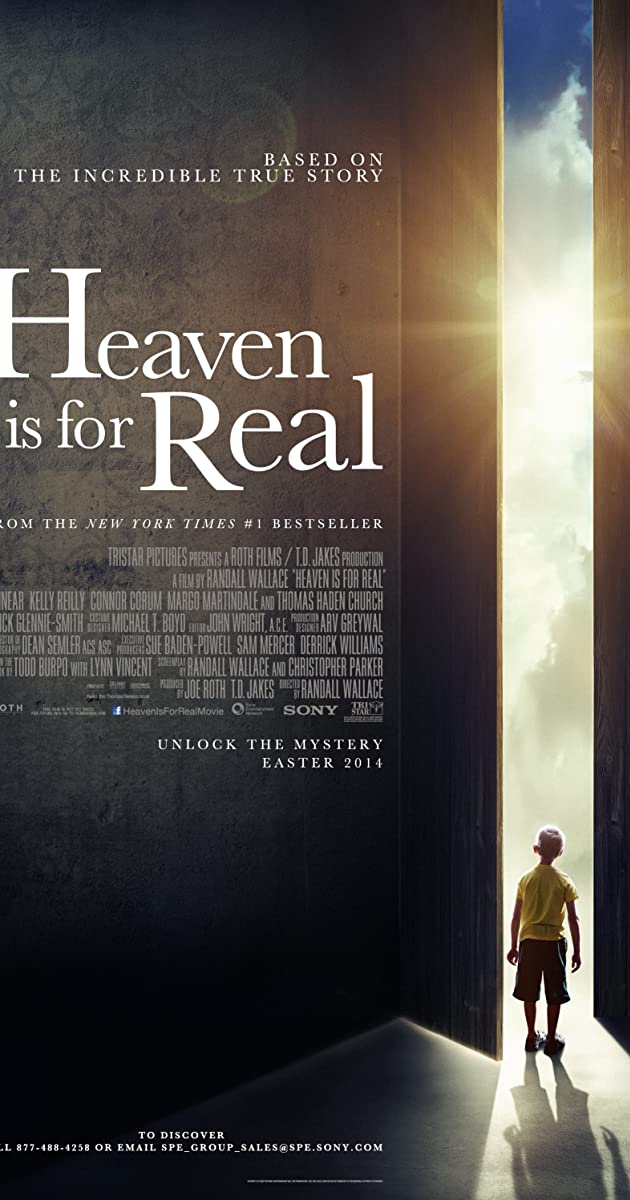 Heaven Is for Real (20...