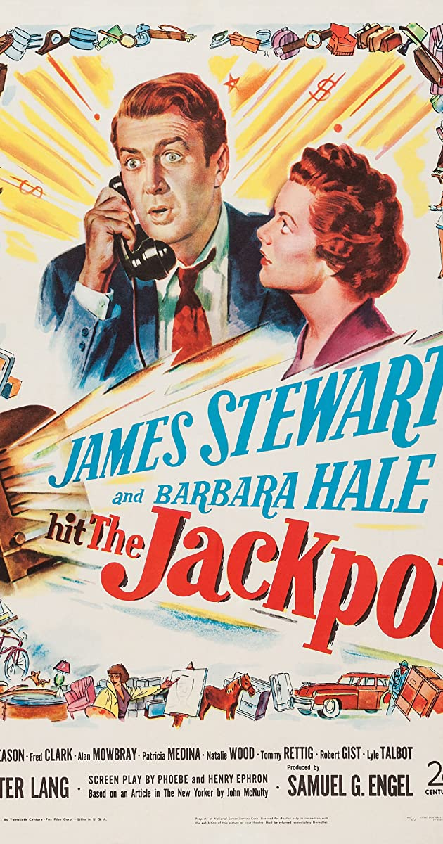 the jackpot  1950