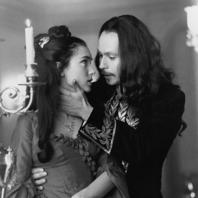 Gary Oldman and Winona Ryder in Bram Stoker's Dracula (1992)