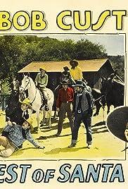 West of Santa Fe Poster
