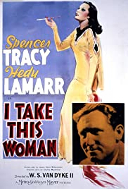 I Take This Woman Poster