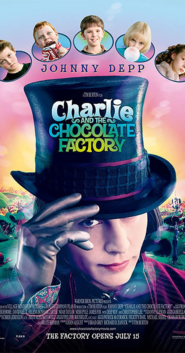 Charlie And The Chocolate Factory 2005 Imdb