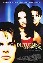 Disturbing Behavior Poster