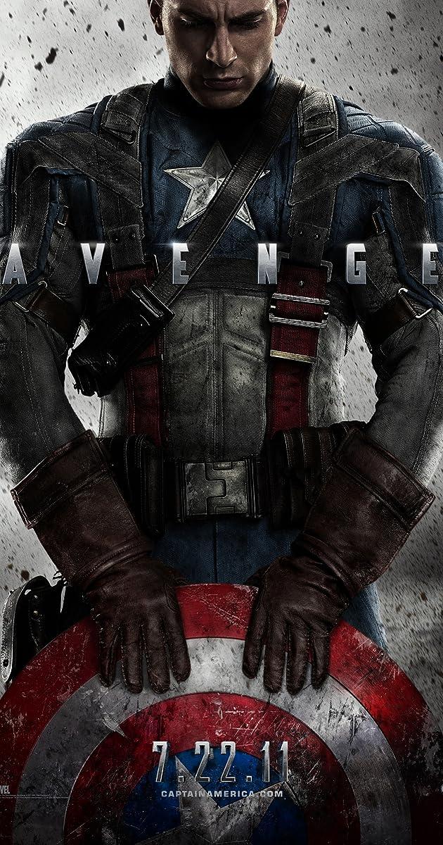 imdb captain america