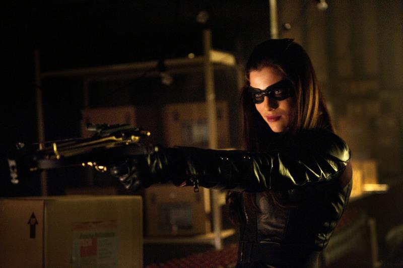 Jessica De Gouw in Arrow (2012)