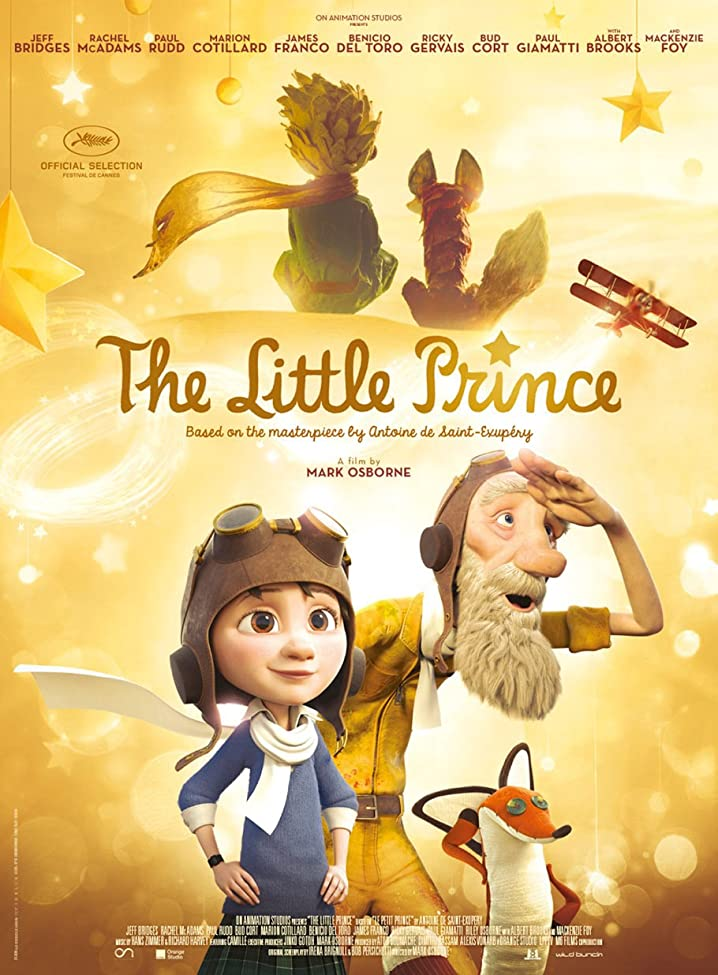 Paramount Pictures' The Little Prince - Trailer #2 1