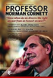 Professor Norman Cornett Poster