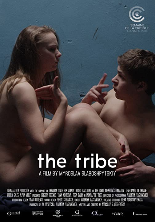 The Tribe 2014 English BRRip 120MB ESubs – HEVC Mobile