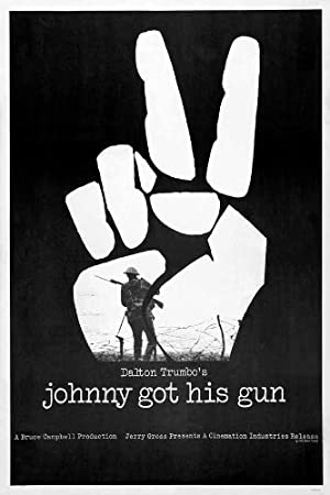 Johnny Got His Gun poster