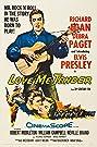 Love Me Tender (1956) Poster