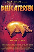 Delicatessen (1991) Poster