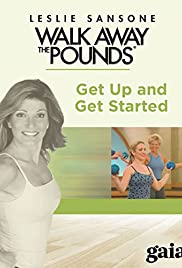 Walk Away the Pounds with Leslie Sansone: Get Up and Get Started Poster