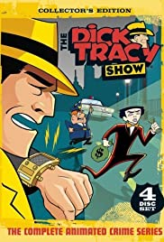 The Dick Tracy Show Poster