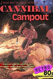 Cannibal Campout Poster