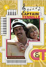 The Captain and Tennille Poster